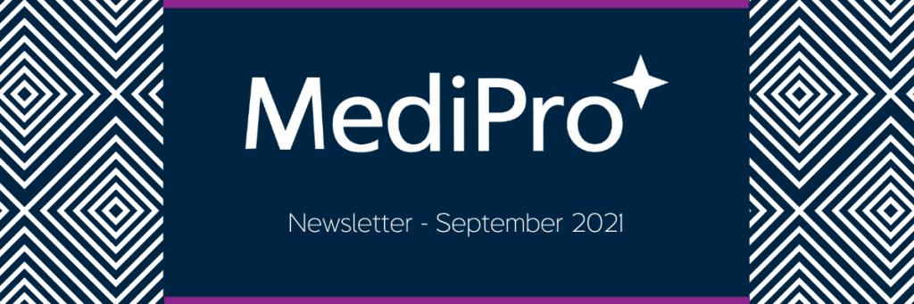 MediPro Newsletter - September 2021