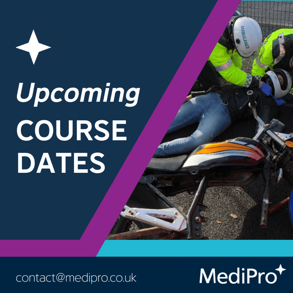 Upcoming Course Dates Graphic