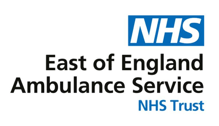 NHS East of England Ambulance Service Logo
